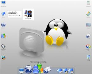 tema win xp linux