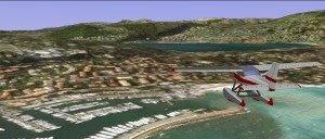 navigare sul mare di Google Earth