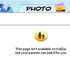 Filtro ai siti per i bambini su internet