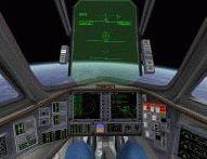 Volo nello spazio