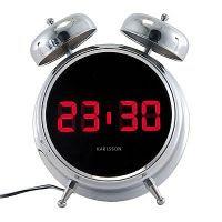 orologio e sveglia su internet