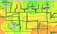 mappa rete wireless