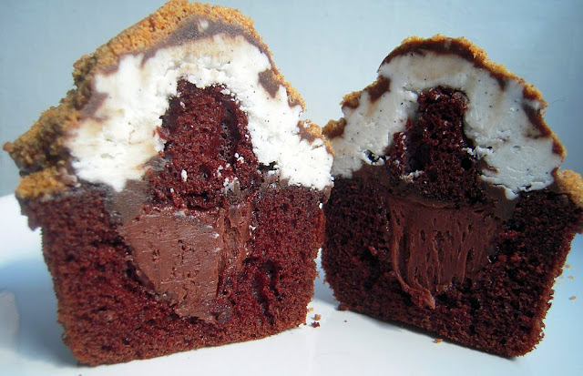 Disney's Starring Rolls Butterfinger Cupcakes Recipe