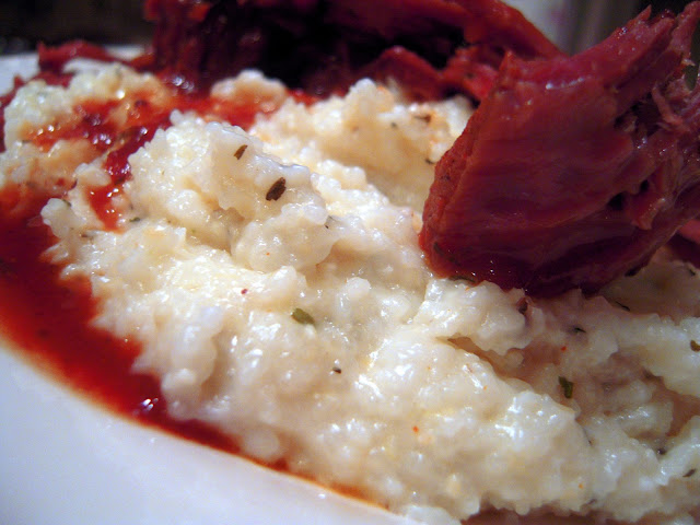 Asiago Cheese Grits