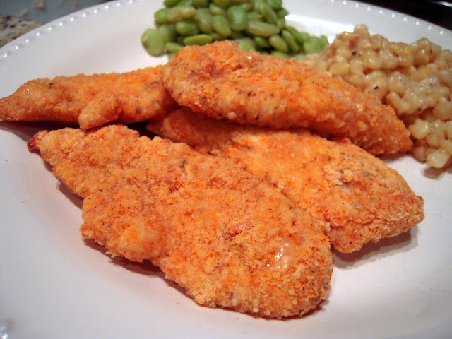 Ultimate Chicken Fingers | Plain Chicken