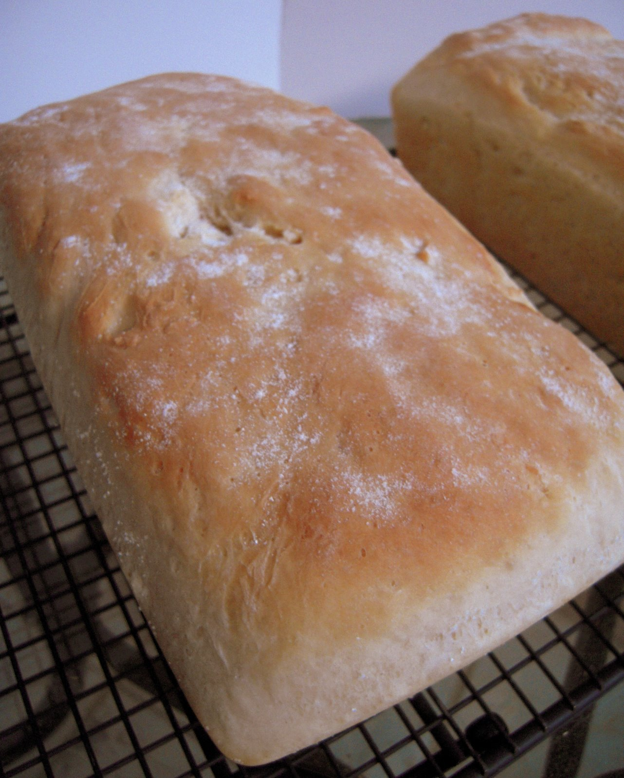 English Muffin Bread | Plain Chicken