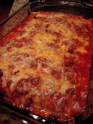Weeknight Beef Enchiladas