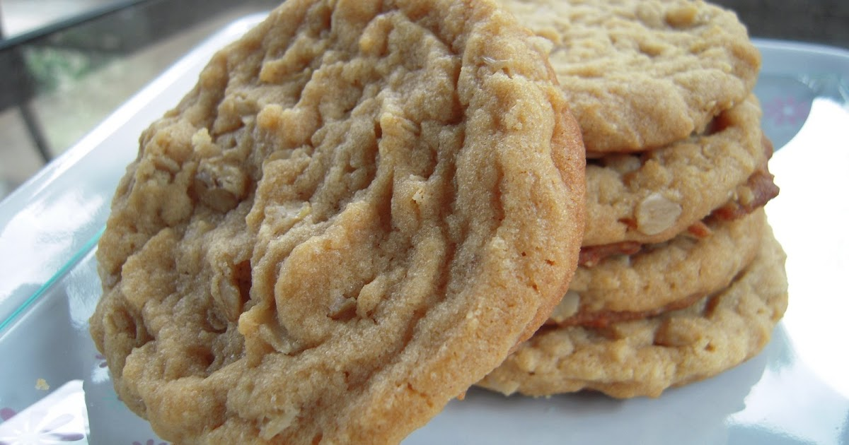 how to make peanut butter oatmeal cookies without baking soda