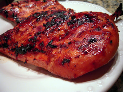 Grilled Coca-Cola Chicken