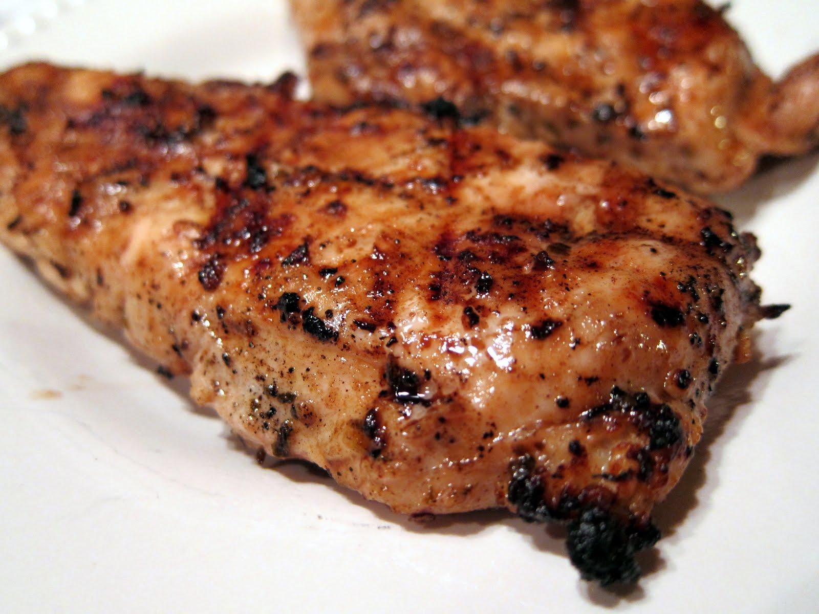 Grilled Chicken Creamy Grilled Chicken...