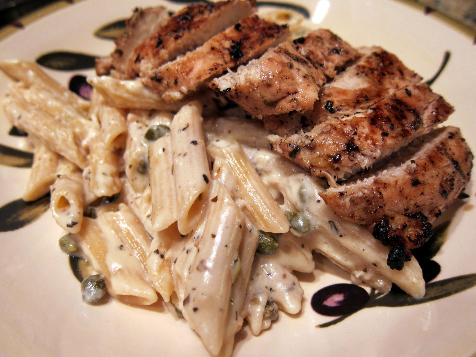 Grilled Chicken Recipe With Lemon, Capers, And Oregano Recipe ...