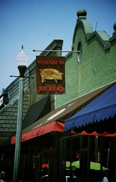 Saw's BBQ - Homewood, AL