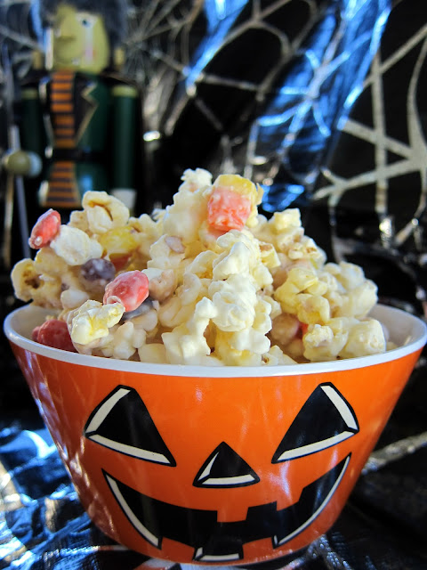 Monster Munch - Halloween Popcorn