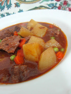 Chuckwagon Stew - Slow Cooker Beef Stew
