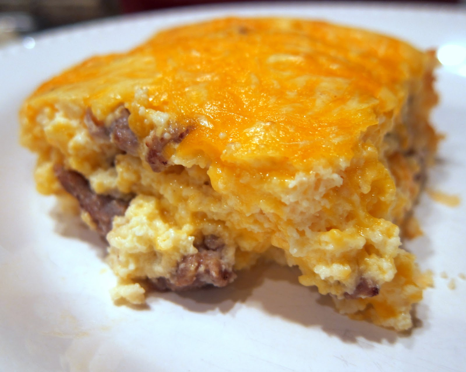 recipe: paula deen sausage and grits [16]