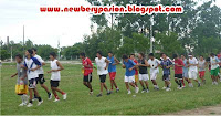 Pretemporada Club Jorge Newbery
