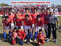 Jorge Newbery 2 - UTA 0