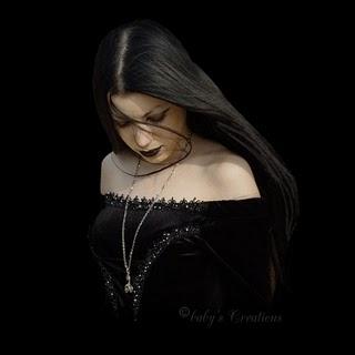 Mito de la dama vestida de negro
