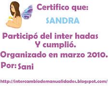 CERTIFICADO DEL INTER  HADAS