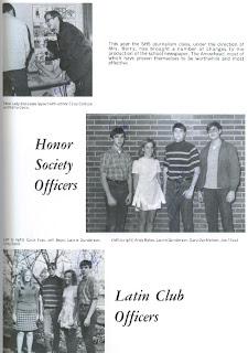 Snohomish High School Class of 1970: November 2009