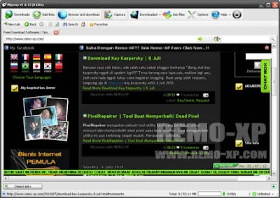 [SHARE] Mipony Download manager untuk Megaupload DLL [Free] Mipony+browser