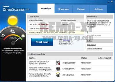 driverscanner 2010