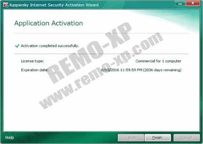 Aktivasi Kaspersky Internet Security 2011 Aktivasi%2Bsukses