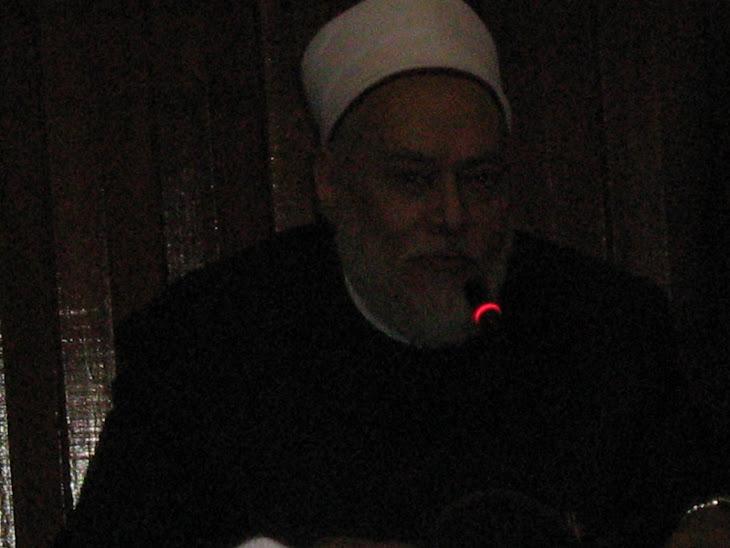 FADHILAH MUFTI MEMBERI UCAPAN SEMASA KONVO DARUL-IFTA' 2008
