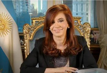 Presidenta de la República Argentina
