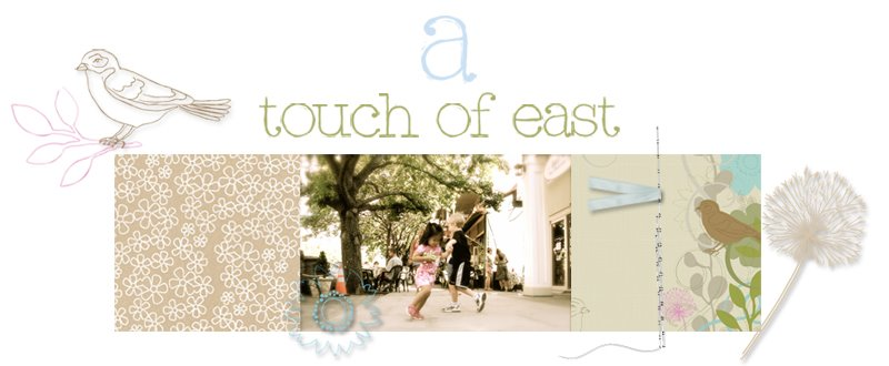A Touch of East