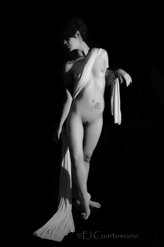 Fotografía de desnudo: nunca es tarde para iniciarse en