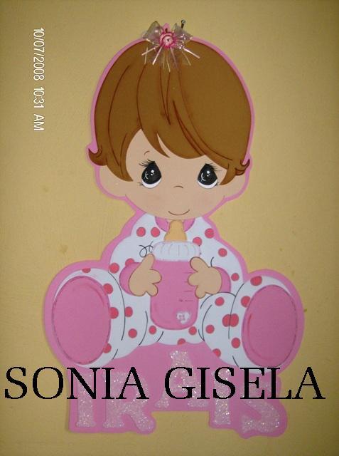 Artesanias Sonia: Bebe de preciosos momentos...