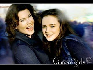 Gilmore girls|tv shows