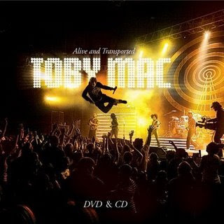 Toby Mac - Alive and Transported (2008) DVD