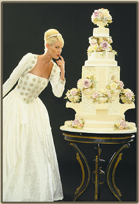 Wedding Cake de Ron Ben Israël 2
