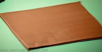La pâte à modeler en chocolat 5