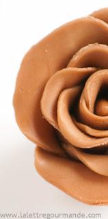 La pâte à modeler en chocolat 3