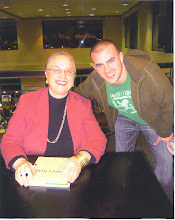 Eric with Lidia Bastianich