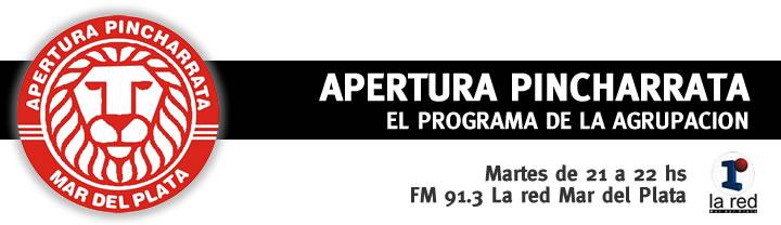 Agrupación Apertura Pincharrata