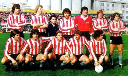 Campeón Metropolitano 1982