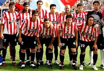 Estudiantes Campeón Torneo Apertura 2006