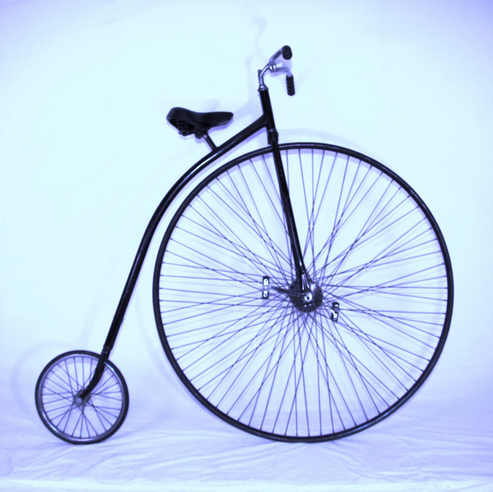 Antiques, Vintage and More: 1870's Ariel Bicycle
