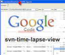 SVN Time-Lapse View Screenshot