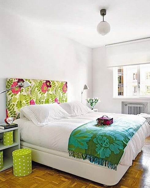 Modern Furniture Colorful And Charming Interior Design