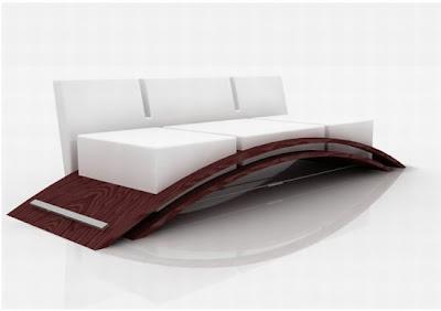 Modern Furniture the Most Unique Creative Sofa Designs