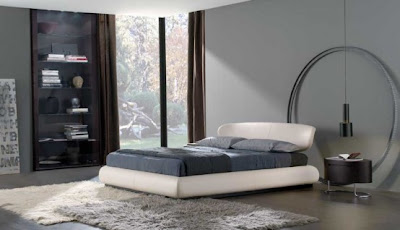 Modern Furniture: Contemporary Bedroom Layouts with MisuraEmme\'s Beds