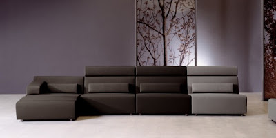 Site Blogspot  Contemporary Sofas on Modern Furniture  Adn   Contemporary Modular Sofa By Joquer