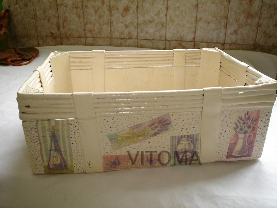 Los otros reciclados cajas de fresas for Ideas de decoracion baratas