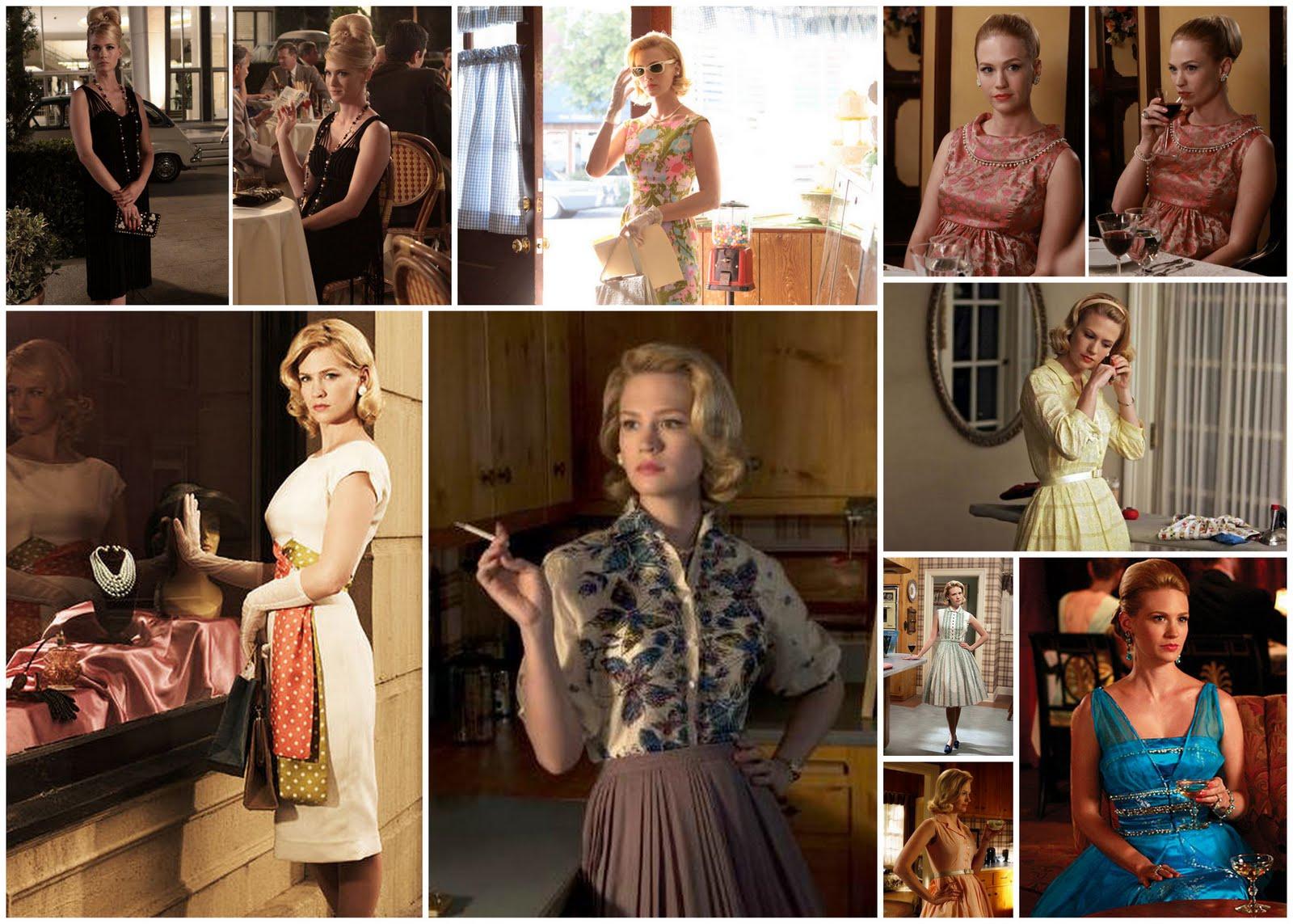 Entertainment Fashion Betty Draper Amp Joanie Harris Mad Men
