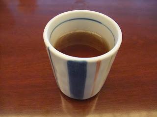 江戸川 上本町店の焙茶